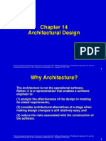 Chapter14 Architecture Design