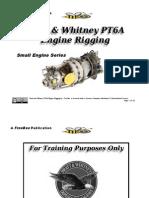 PT6A Engine Rigging Guide