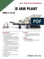 Wheeled Jaw Plant089682