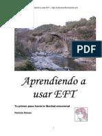 Aprendiendo a Usar EFT - Patricia Romer