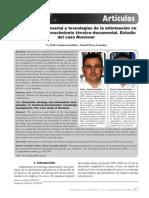 Estrategia empresarial y tecnologías de la información en la gestión del conocimiento técnico-documental. Estudio del caso Nuclenor