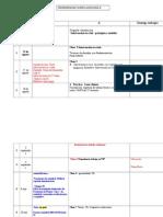 Cronograma Clinica Ajustes II 2014