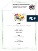 Diabetes e Hipertension