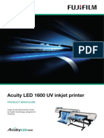 Acuity Led 1600 Product Brochure