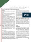Accruing Evidence on Benefits of Mediterranian Diet