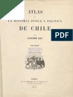 Atlas de Claudio Gay