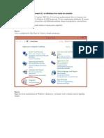 Cómo Habilitar El NET Framework 3.5 en Windows 8 en Modo Sin Conexión