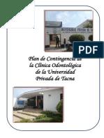 Plan de Contingencia_Clinica UPT