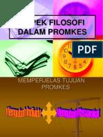 ASPEK FILOSOFI DALAM PROMKES_Pit (2).ppt