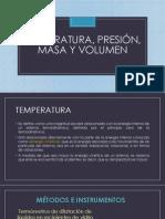 UNIDADES E INSTRUMENTOS DE MEDICIÓN
