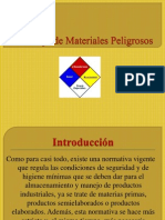 Manejo de Materiales Peligrosos.pptx