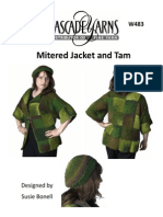 W483 MiteredJacket Tam