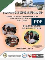 MODULO DE GEOMETRIA