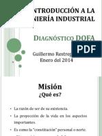 Diagnóstico DOFA