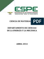 Ejercicios Capitulo 2 Ciencias de los Materiales