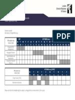 Investment Management Programme - September Timetable