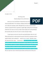 crime and punishment essay 2 rewrite