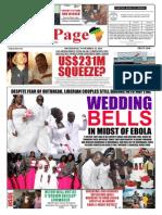 Wednesday, November 19, 2014 Edition