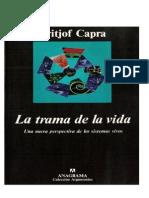 Capra, Fritjof - La Trama de La Vida