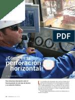 Perforacion Horizontal