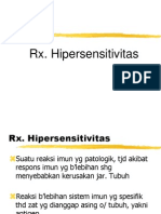 Rx. Hipersensitivitas Blok RS