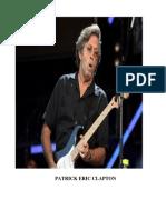 Eric Clapton (Marriage)