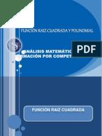 13. Funciones Raizcuadrada Polinomial