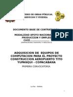 Ejemplo Del Proceso de Contatacion