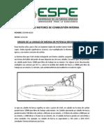 HP, Historia MCI, Combustibles