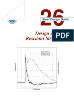 AISC Design Guide 26 Design of Blast Resistant Structures