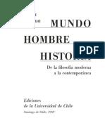 Carla Cordua - Mundo Hombre Historia