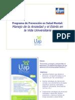 PDF Manejo Del Estres