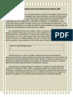 Descripción Empírica Del Funcionamiento Del Entorno JRE