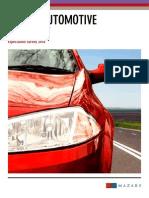 Automotive Industry Survey 2014