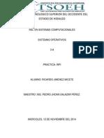 Practica Instalacion WPI