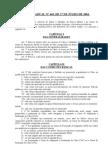 LEI 669 04- Carreira e Promoção de CBs e SDs