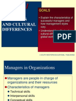 Chap10 Managers and Culture Differences 2