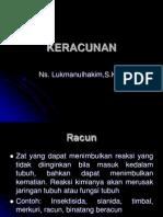 KERACUNAN