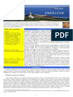 Émeraude-Août 2014