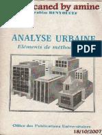Analyse Urbaine (3)