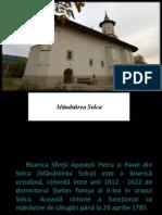 Mănăstirea Solca