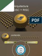 CISC Y RISC
