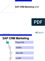 Cr1004 -Sap Crm Marketing