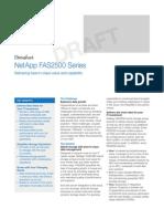 NetApp FAS2500 Series