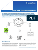Factsheet Hybris SAP Integration En