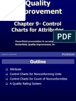 Chapter 9 Attribute Control Charts