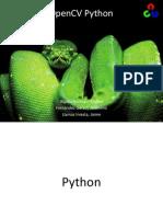 Open Cv Python