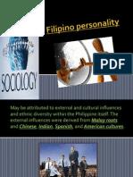 Filipino Personality