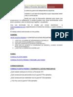 Webquest Sobre La Guerra de Independencia Española
