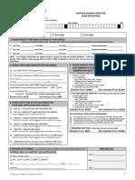 CWI Exam Application